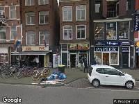 Aanvraag omgevingsvergunning Amstel 36 H