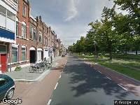 Bekendmaking Aanvraag omgevingsvergunning, het plaatsen van 6 bloembakken, Brug Nieuwe Ginnekenstraat ter hoogte van kruising Marksingel/Wilhelminasingel Breda