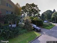 Kennisgeving ontvangst aanvraag omgevingsvergunning Soesterbergsestraat 112 in Soest