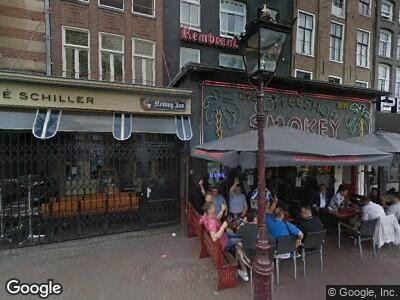 Omgevingsvergunning Rembrandtplein 24 Amsterdam