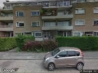 Gemeente Dordrecht, verleende omgevingsvergunning Oranjelaan Dordrecht
