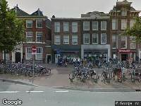 Haarlem, verleende omgevingsvergunning Gedempte Oude Gracht, 2018-02524, plaatsen gevelreclame, 2 haakse lichtbakken en zonneschermen, verzonden 8 mei 2018
