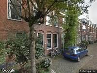 Afgehandelde omgevingsvergunning, het wijzigen van een kozijn in   de voorgevel van een benedenwoning, Graanstraat 21 te Utrecht,   HZ_WABO-18-10711