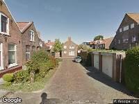 Bekendmaking Omgevingsvergunning ten behoeve van plaatsing Scheldekraan Jan Weugkade te Vlissingen