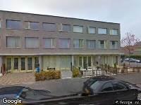 Gemeente Amsterdam - Verkeersbesluit aanleggen Gehandicaptenparkeerplaats Krombekstraat. - Krombekstraat 35