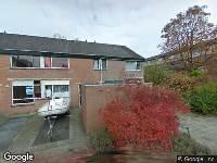 Bekendmaking Gemeente Dordrecht, ingediende aanvraag om een omgevingsvergunning Zuilenburg 56 te Dordrecht