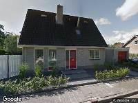 Ingekomen aanvraag voor een omgevingsvergunning, op de hoek Stormvogel/IJsselsteinseweg te Nieuwegein
