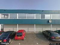 Bekendmaking Aanvraag omgevingsvergunning,    melden logiesfunctie, Luchthavenweg   20, Den Helder
