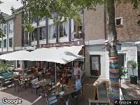 Gemeente Arnhem - Besluit terrasvergunning: Dames & Heren Culinair Café, Markt 31