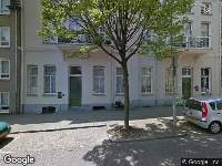 Gemeente Arnhem - Aanvraag oneigenlijk gebruik openbare grond, het plaatsen van een container, bouwhekken en steiger, Bergstraat 138