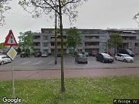 Gemeente Arnhem - gehandicaptenparkeerplaats - Marga Klompélaan