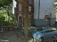 Verkeersbesluit, verbod te keren, Singelgracht, gemeente Amsterdam