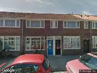 Afgehandelde omgevingsvergunning, het bouwen van een dakkapel aan de voorkant van een woning, Westravenstraat 16 te Utrecht,  HZ_WABO-18-15644
