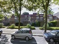Verlenging beslistermijn omgevingsvergunning gebouw Beemsterstraat 519