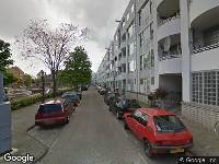 Bekendmaking Besluit onttrekkingsvergunning voor het omzetten van zelfstandige woonruimte naar onzelfstandige woonruimten President Brandstraat 46