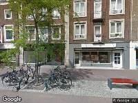 Gemeente Arnhem - Aanvraag oneigenlijk gebruik openbare grond, plaatsen van een houten omheining met daarbinnen een bouwafvalcontainer, Looierstraat 36