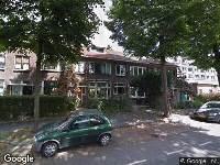 Gemeente Dordrecht - Opheffen huisvuilaanbiedplaatsen op parkeerplaatsen in de Bankastraat  - Bankastraat