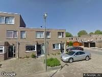Gemeente Dordrecht - Aanwijzen van een huisvuilverzamelplaats op een parkeervak ter hoogte van Keteldiep 16  - Keteldiep 16