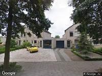 Verleende omgevingsvergunning, plaatsen dakopbouw, Marterveld 5 (zaaknummer 20813-2018)
