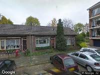 Gemeente Dordrecht, verleende ontheffing Vorrinklaan 202 Dordrecht