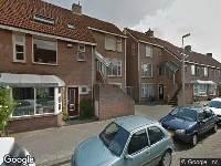 Aanvraag omgevingsvergunning, het bouwen van een dakkapel aan de voorkant van een woning, Maasstraat 10 te Utrecht, HZ_WABO-18-18721