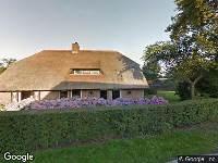 Bekendmaking Verleende omgevingsvergunning, verhogen dak van de hal van de woning, Brinkhoekweg 23 (zaaknummer 20575-2018)