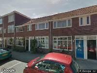Afgehandelde omgevingsvergunning, het bouwen van een dakkapel aan de voorkant van een woning, Westravenstraat 14 te Utrecht,  HZ_WABO-18-15660
