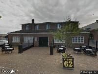 Verleende omgevingsvergunning, legaliseren van de gewijzigde indeling, Willemsoord 62, Den Helder