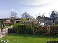 Aanvraag omgevingsvergunning,    plaatsen van zonnepanelen, het   oprichten van een tuinhuis en het kappen van een cypres,    Vliestroomlaan   6, Den Helder