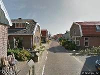 Verleende omgevingsvergunning, plaatsen van een woonhuis ten behoeve van één huishouden, Westmijzerdijk 1, Schermerhorn