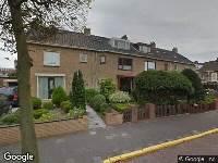 Aanvraag omgevingsvergunning voor het plaatsen van een dakkapel (voorkant), Rembrandtstraat 24 te Monster