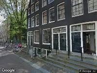 Bekendmaking Verlenging beslistermijn omgevingsvergunning Lange Leidsedwarsstraat 154