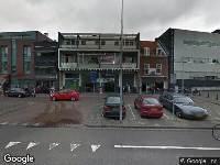 Aanvraag omgevingsvergunning, het vernieuwen van een gevelplaat en uithangbord, Oude Vest 27 4811HS Breda