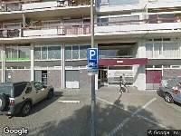 ODRA Gemeente Arnhem - Aanvraag omgevingsvergunning buiten behandeling, plaatsen van 3 winkelwagen opstelplaatsen op parkeerterrein, Hanzestraat 411
