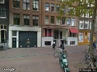 Gemeente Amsterdam - venstertijden gehandicaptenparkeerplaats Spuistraat 24 - Spuistraat 24