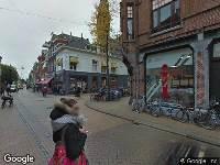 Aanvraag omgevingsvergunning: Kleine Kromme Elleboog3a, 3b en 3c, 9712BS Groningen – wijzigen voorgevel en plaatsen nieuwe kozijnen (ontvangstdatum 09-06-2018, dossiernummer 201872081)