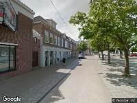 Omgevingsvergunning verleend voor het plaatsen van een kunstscherm, Graaf Willem II straat tegenover 10 te 's-Gravenzande