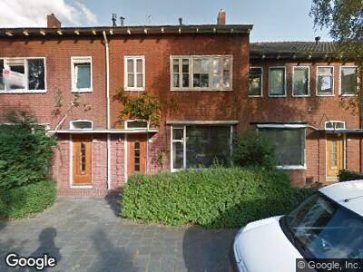 Omgevingsvergunning Mozartstraat 28 Groningen