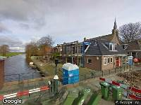 Bekendmaking Ingekomen aanvraag, Tjerkwerd, Kade 2 het uitbreiden en verbouwen van het dorpshuis