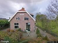 Publicatie watervergunning V66585 het compenseren van 206 m² oppervlaktewater ter hoogte van de Batelaan te Koudekerk aan den Rijn