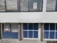 Ingediende aanvraag voor een omgevingsvergunning,     Winkelsteeg 2, Z/18/090164, verbouwen kantoorpand tot 7 appartementen