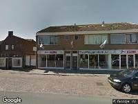 Gemeente Cromstrijen - uitbreiden parkeerschijfzone - gedeeltelijk Burg. de Zeeuwstraat, gedeeltelijk Weth. van der Veldenweg