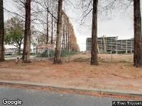 Bekendmaking Aanvraag omgevingsvergunning, het kappen van tien bomen, Uppsalalaan 15 te Utrecht, HZ_WABO-18-22207