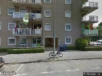 Bekendmaking Gemeente Amsterdam - wijzigen kenteken gehandicaptenparkeerplaats - Arie Biemondstraat 51