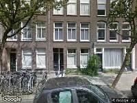 Bekendmaking Aanvraag omgevingsvergunning Rustenburgerstraat 258-I