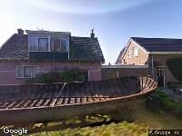 Bekendmaking Buiten behandeling laten aanvraag omgevingsvergunning, Gauw, De Eker 2het plaatsen van zonnepanelen op een constructie in strijd met het bestemmingsplan
