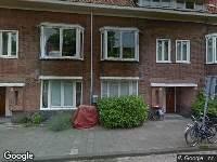 Huisafval nabij Laplacestraat 21