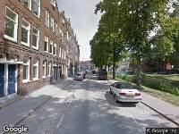 aangevraagde omgevingsvergunning Exercitiestraat  14A01