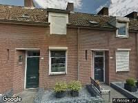 Tilburg, toegekend aanvraag voor Een omgevingsvergunning Z-HZ_WABO-2018-02099 Lanciersstraat 90g (sectie X 1313)  te Tilburg, legaliseren kleedruimte, verzonden 19juli2018.