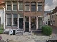 Aanvraag Omgevingsvergunning, wijzigen bestemmingsplan, Thorbeckegracht 23 (zaaknummer 52166-2018)